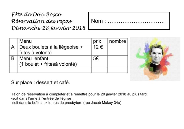 20170127_Fête de Don Bosco Réservation des repas Dimanche 2018-1