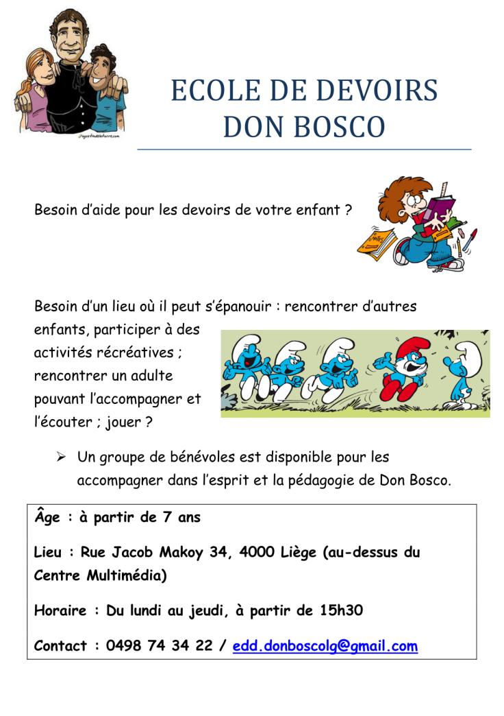 ECOLE DE DEVOIRS-1